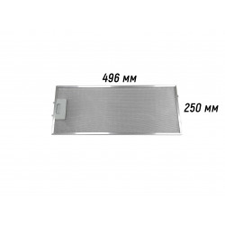 фильтр алюминиевый 200х496х9